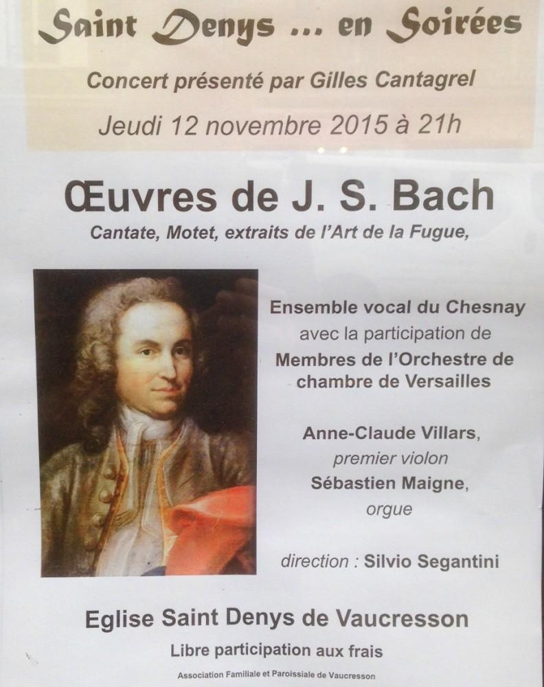Bach Vaucresson