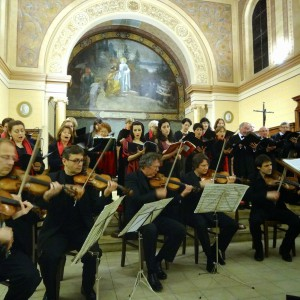 Messe Ste Cécile Scarlatti