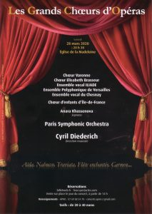 Grands Chœurs d'Opéras