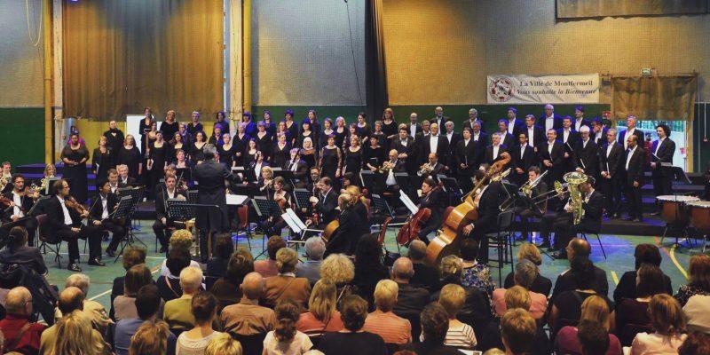 Choeurs d'opéras - Montfermeil