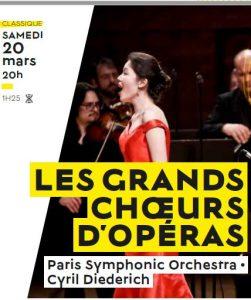 Grands choeurs d'opéras