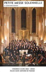 Petite Messe Solennelle de Rossini
